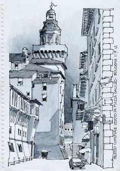 Urban Sketchers Argentina | Urban Sketches | Pinterest