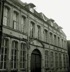 Crédit photo : Sébastien Dusart Ancien hospice de l'Hôtellerie - Hôtel Hamoir, Valenciennes.
