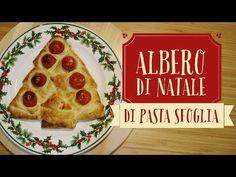 Albero di Natale di Pasta Sfoglia 🎄🎄🎄 - YouTube