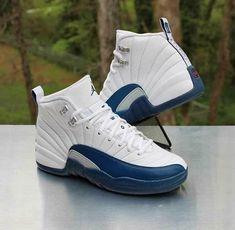 AIR JORDAN 12 XII RETRO FRENCH BLUE 153265 113 Size 4y 4.5y 5y 5.5y 6y 6.5y 7y