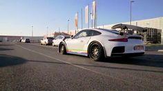 So geil kann sich ein Porsche 991 Turbo anhören! Passt gut zum Aussehen von JPs Porsche 911 GT Turbo.