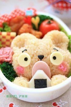 Comida asiatica para niños