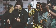 """Shoreline Mafia's OhGeesy & BandGang Lonnie Bands Reconnect for """"Homicide"""" Video Mafia Wallpaper, Rap Wallpaper, Asap Rocky Poster, Kylie And Travis Scott, Mafia 3, Juice For Life, Real Gangster, Rap God, Room Posters"""