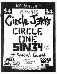 Circle Jerks/Circle One