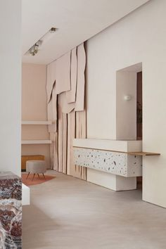 In Madrid, the founders of Malababa called on Ciszak Dalmas and Matteo Ferrari to create a sustainable design shop - 2018   Ciszak Dalmas   Matteo Ferrari   Spanish architects   Spanish interior design   retail store 2018   concept store 2018   commercial