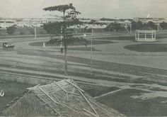 A Quiet Morning at the Luneta.    1900 /1930