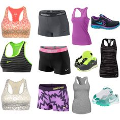 running outfits for summer