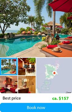 Rocky's Boutique Resort (Koh Samui, Thailand) – Book this hotel at the cheapest price on sefibo.