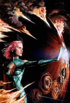 City of Heroes: Sister Psyche Smallville, Comic Books Art, Comic Art, City Of Heroes, Sci Fi Characters, Fictional Characters, Fun Comics, Marvel Dc, Art Girl