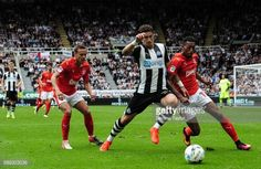 NEWCASTLE, ENGLAND - AUGUST 13: Daryl Janmaat of Newcastle... #trouvillelahaule: NEWCASTLE, ENGLAND - AUGUST 13: Daryl… #trouvillelahaule