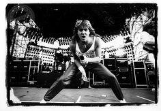 Young Joe Elliott Def Leppard   Joe Elliott-Def Leppard - Def Leppard and Rockstar Photographs