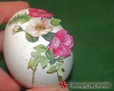 Decoupage, Floral, Flowers, Jewelry, Tips, Jewlery, Jewerly, Schmuck, Jewels