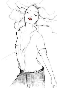 neen niin neen: 1005 fashion illustration