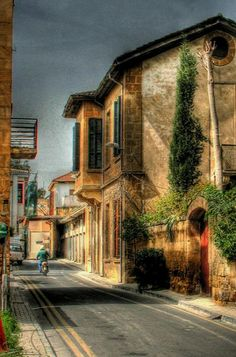 Encircled by the historical Venetian walls and surrounded by the sturdy, imposingly compelling bastions, the old city of Nicosia is the place where culture Cyprus Greece, Nicosia Cyprus, North Cyprus, Wild Weather, 10 Picture, British Colonial, Old City, Continents, Old Town