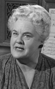 Reta Shaw   September 13, 1912 – January 8, 1982...I always loved this woman...such an amazing character actress. one of those you see in everything