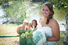 MY NORTHWOODS LIFE: Fornear Photo Friday | Michelle & Chad's Northwoods Waterski Wedding