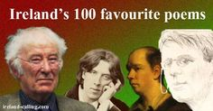 Irelands favourite poems. Image copyright Ireland Calling. Seamus Heaney photo copyright Sean O'Connor CC2