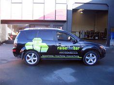 Ljhookerecocarvehiclesignage Vehicle Signage  Graphics - Car signage