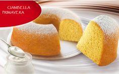 Ricetta della ciambella primavera #dolce #ciambella #primavera #yogurt