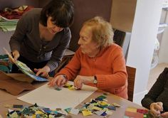 Les activités | France Alzheimer | Union Nationale des Associations France…