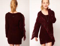 ANNAWII ♥ - WANTED FRINGE DRESS