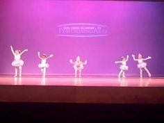 Gr. K-1 Ballet, Zip-A-Dee-Doo-Dah, Spring 2012