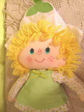 Strawberry Shortcake, Princess Peach, Plush, Super Cute, Dolls, Vintage, Ebay, Baby Dolls, Doll