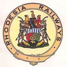 Successors: Zambia Railway in Northern Rhodesia in Zimbabwe Railway in Southern Rhodesia in Zimbabwe Flag, Company Badge, Rr Logo, Third Rail, Victoria Falls, All Nature, Flags Of The World, Mirror Image, Train Station