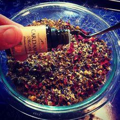 ❤ How To Make A Super Relaxing Herbal Bath Soak ❤