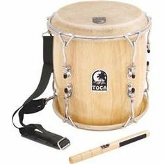 Toca TTAM-N Tamboras by Toca. $201.97. Toca is committed to being green. the wood we use is harvested from a plantation in indonesia, where our drums are then lathed and handcrafted by local musicians. this carefully managed resource is much easier on the environment than wood taken from primary forests.. Save 41% Off!