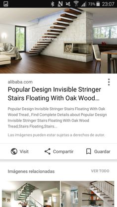 Stairs, Wood, Design, Home Decor, House, Stairway, Decoration Home, Staircases, Woodwind Instrument