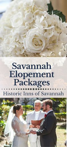 Three historic inns present Savannah small wedding and elopement packages that will suit your budget and your dreams. At the The Kehoe House, The Gastonian and The Marshall House. Savannah Hotels, Savannah Chat, When I Get Married, I Got Married, Savannah Historic District, Travel Channel, Elope Wedding, Elopements, Vows