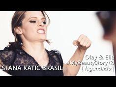 """The Beauty of Storytelling"": Stana Katic @ Olay & Elle Magazine (legendado) [HD] - YouTube"