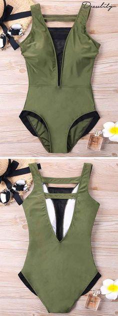 Buy New Swimwear,Shop the Latest Womens Bathing Suits, Swimsuits, & Bikinis Online at Dresslily.com. FREE SHIPPING WORLDWIDE!#swimwear#swimsuit