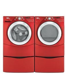Upgrade To Energy Efficient Washer and Dryer