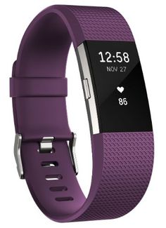 Fitbit Charge 2 HR (Heart Rate Monitor) is the all-new fitness wristband designed to revolutionize your workout sessions. This feature-packed fitness monitor keeps you motivated all through your rigor
