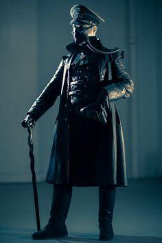 Police Chief - I especially like the cane!