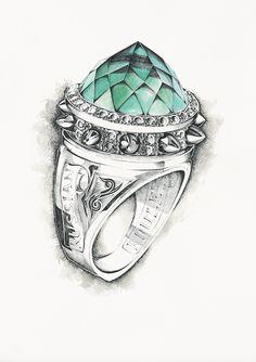 Ring Drawing