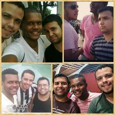 """É um privilégio pra poucos ter AMIGOS que moram """"longe"""" e permanecerem AMIGOS mesmo cada um estar em um Estado diferente! Minas Espírito Santo e Santa Catarina! Amo vocês Bitches!  #Love #Amigos #Friends #AmoMuitoTudoIsso"""