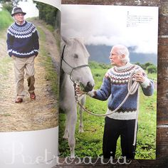 Traditional Knits of the World Iceland Lopi アイスランドロピセーター –… Icelandic Sweaters, World 1, Knitting Patterns, Traditional, Wool, Classic, Collection, Style, Livros