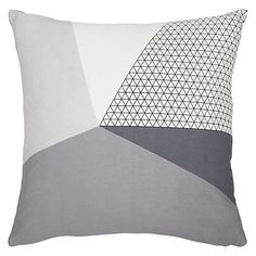 Buy Teal House by John Lewis Puzzle Dash Cushion from our Cushions range at John Lewis & Partners.