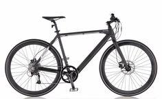 E-Bike invisible Road Bike 28 Zoll Pedelec von Allegro swiss bike