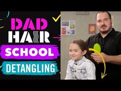 Transforming a little girl's hair into a big-deal 'do isn't easy, but single father Philippe Morgese taught himself how navigate tangles, pitch the perfect ponytail and create intricate braids.