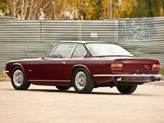 1967 Maserati Mexico Speciale prototype coachbuilt by Frua
