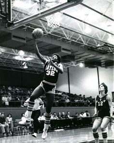 Baylor Women's Basketball versus University of Texas at Arlington, 1980-81 season