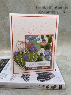 Birthday Cards, Happy Birthday, Paper Crafts, Diy Crafts, Stamping Up Cards, Creative Cards, Your Cards, Cardmaking, Card Stock