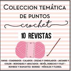Tutotial - Iniciacion al ganchillo - Revistas de manualidades Gratis