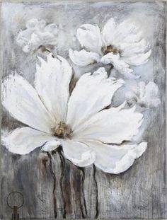 Рисуем Белые цветы в «Color it»