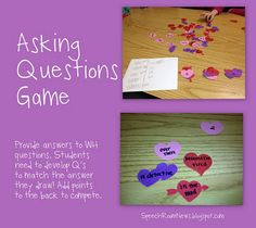 Developing Questions -  Pinned by @PediaStaff – Please Visit http://ht.ly/63sNt for all our pediatric therapy pins