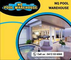 If you are looking for premium fibreglass pools in Townsville, then come to a halt here, at NQ Pool Warehouse. We are the most active supplier of fiberglass pools that meet the highest quality standards. From design to safety, strength and durability, we take into consideration every aspect of the pools before making them available for sale. Also, you can avail of expert swimming pool installation services from us.